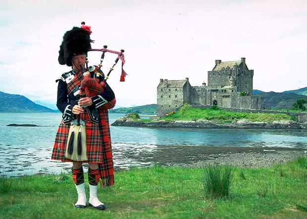 Шотландский концерт