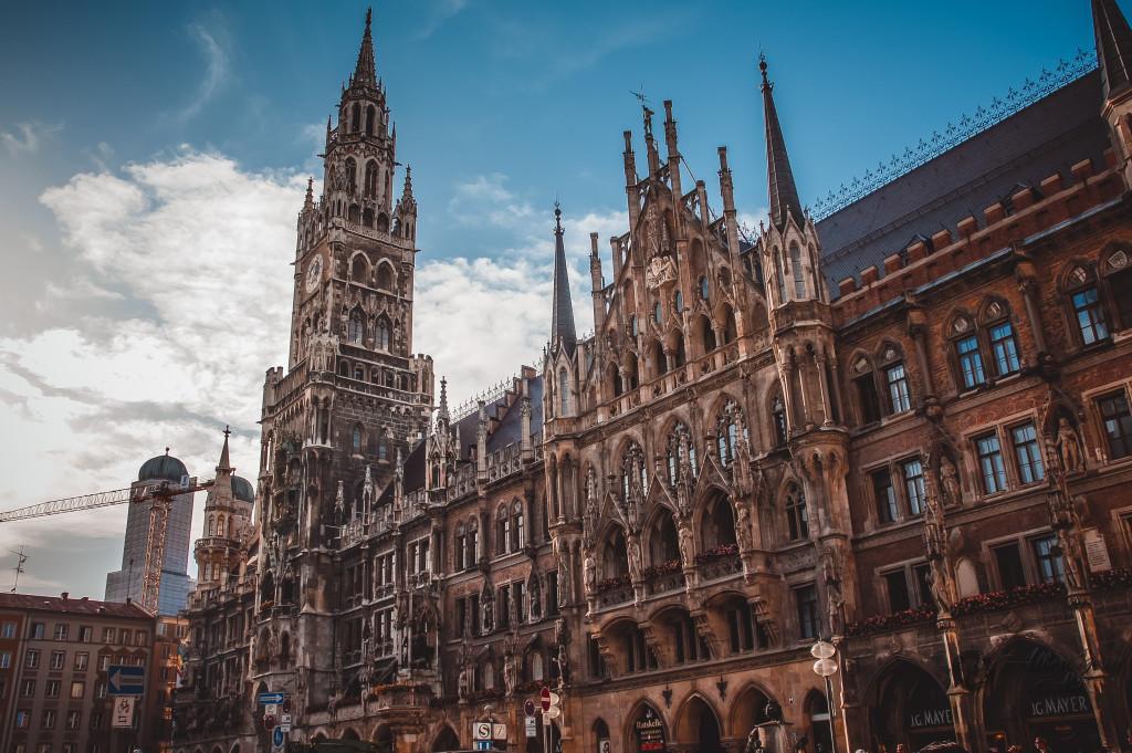 Город Мюнхен, Новая Ратуша